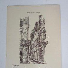 Libros de segunda mano: ARQUEOLOGÍA DE LA FONTANA D´OR - MIGUEL OLIVA PRAT - REVISTA DE GERONA, Nº 65 - AÑO 1973. Lote 191873417