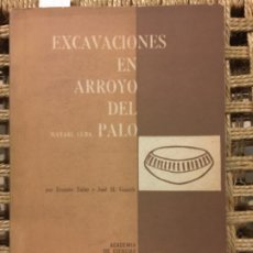 Libri di seconda mano: EXCAVACIONES EN ARROYO DEL PALO, MAYARI, CUBA, ERNESTO E TABIO JOSE M GUARCH. Lote 191902911