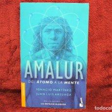 Libros de segunda mano: AMALUR I. MARTINEZ J.L. ARSUAGA BOOKET. Lote 194619998