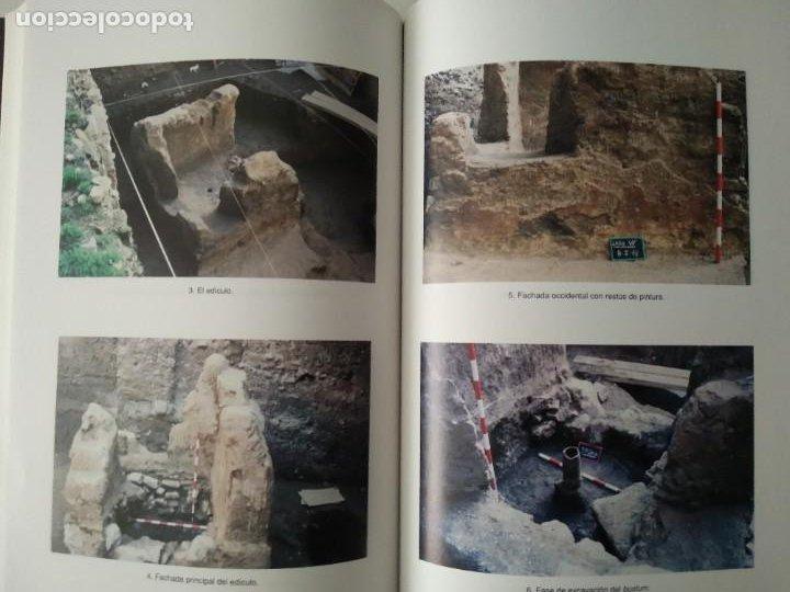 Libros de segunda mano: LA NECRÓPOLIS OCCIDENTAL DE CAESARAUGUSTA EN EL SIGLO III ---- MARÍA PILAR GALVE IZQUIERDO - Foto 4 - 196566528