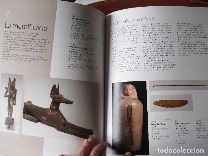 Libros de segunda mano: Mòmies Egípcies - El Secret de la Vida Eterna - Foto 7 - 197938636