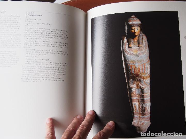 Libros de segunda mano: Mòmies Egípcies - El Secret de la Vida Eterna - Foto 8 - 197938636