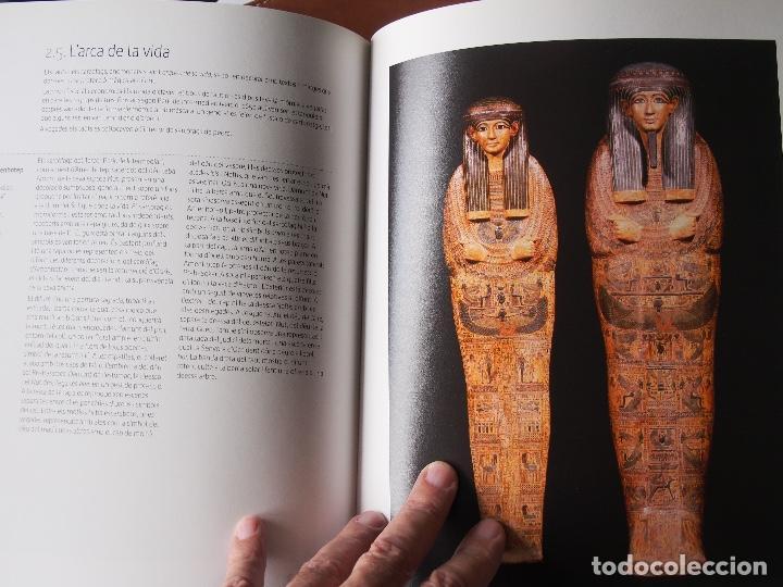 Libros de segunda mano: Mòmies Egípcies - El Secret de la Vida Eterna - Foto 9 - 197938636