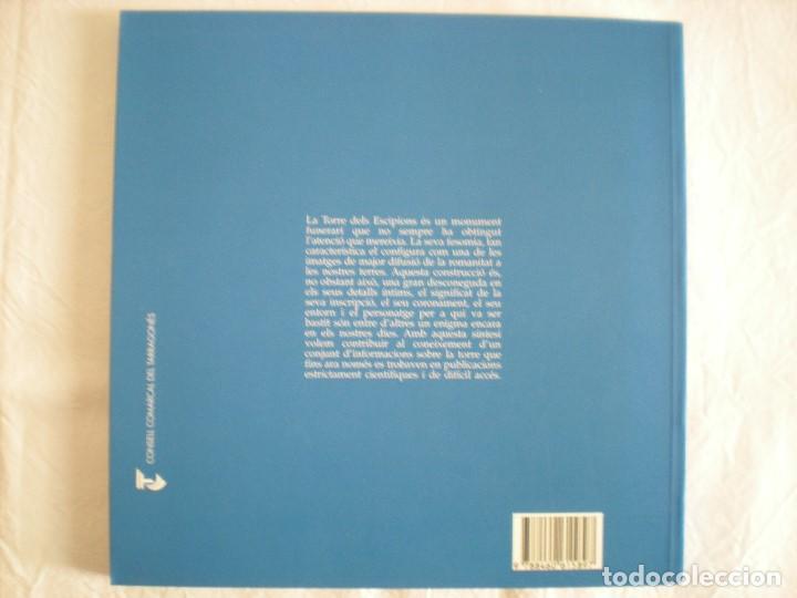 Libros de segunda mano: La Torre dels Escipions - Tarragona - Foto 2 - 198469676