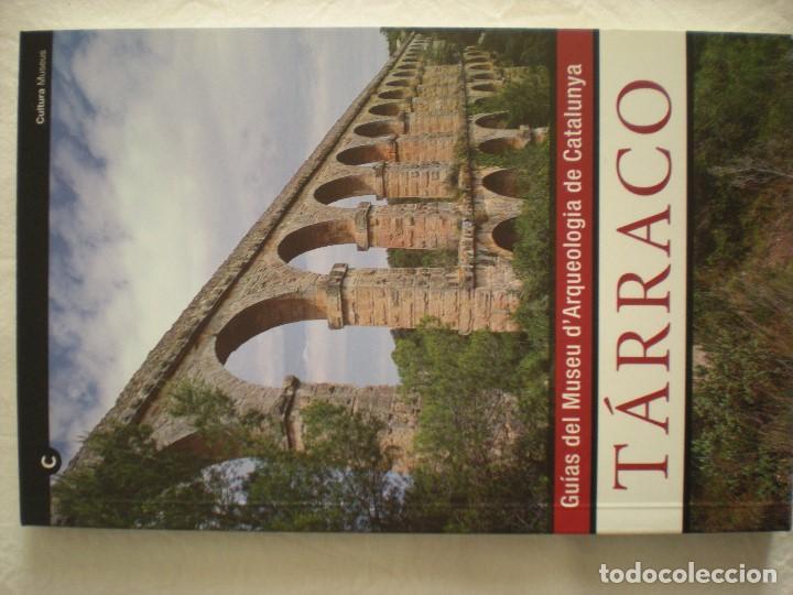 GUIAS DEL MUSEU D'ARQUEOLOGIA DE CATALUNYA - TÁRRACO (Libros de Segunda Mano - Ciencias, Manuales y Oficios - Arqueología)