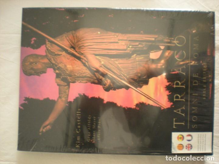 TÁRRACO: SOMNI DE ROMA (AROLA EDITORS) (2003) (Libros de Segunda Mano - Ciencias, Manuales y Oficios - Arqueología)