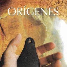 Libros de segunda mano: ORÍGENES. XABIER PEÑALVER. PREHISTORIA VASCA. LIBRO VASCO.. Lote 200085925