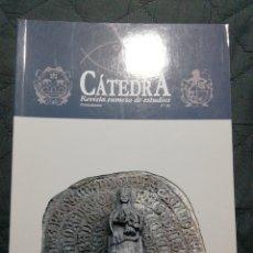 Libros de segunda mano: CÁTEDRA. REVISTA EUMESA DE ESTUDIOS. N°18. PUNTEDEUME. Lote 200396273