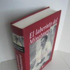 Libros de segunda mano: EL LABERINTO DEL MINOTAURO. ARTHUR EVANS, EL ARQUEÓLOGO DEL MITO. JOSEPH ALEXANDER MACGILLIVRAY.2006. Lote 201780460