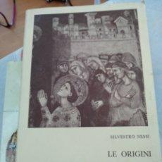 Libros de segunda mano: LE ORIGINI DEL COMUNE ,DI MONTEFALCO. Lote 203724068