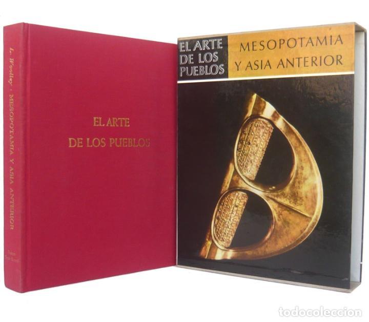 1962 - ARQUEOLOGÍA - MESOPOTAMIA Y ORIENTE MEDIO - ILUSTRADO CON LÁMINAS - SUMERIA, IMPERIO ACADIO (Libros de Segunda Mano - Ciencias, Manuales y Oficios - Arqueología)