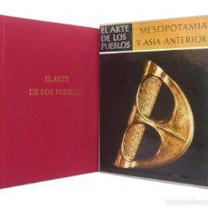 Libros de segunda mano: 1962 - ARQUEOLOGÍA - MESOPOTAMIA Y ORIENTE MEDIO - ILUSTRADO CON LÁMINAS - SUMERIA, IMPERIO ACADIO. Lote 205242310