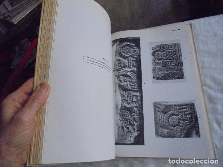 Libros de segunda mano: CATALOGOS DE LAS SALAS DE ARTE ASTURIANO PRERROMANICO DEL MUSEO ARQUEOLOGICO PROVINCIAL.OVIEDO 1961 - Foto 5 - 206571172