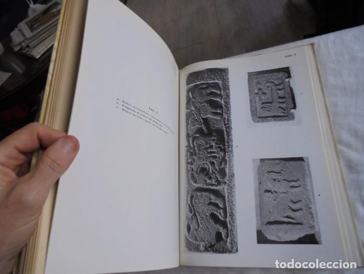 Libros de segunda mano: CATALOGOS DE LAS SALAS DE ARTE ASTURIANO PRERROMANICO DEL MUSEO ARQUEOLOGICO PROVINCIAL.OVIEDO 1961 - Foto 6 - 206571172