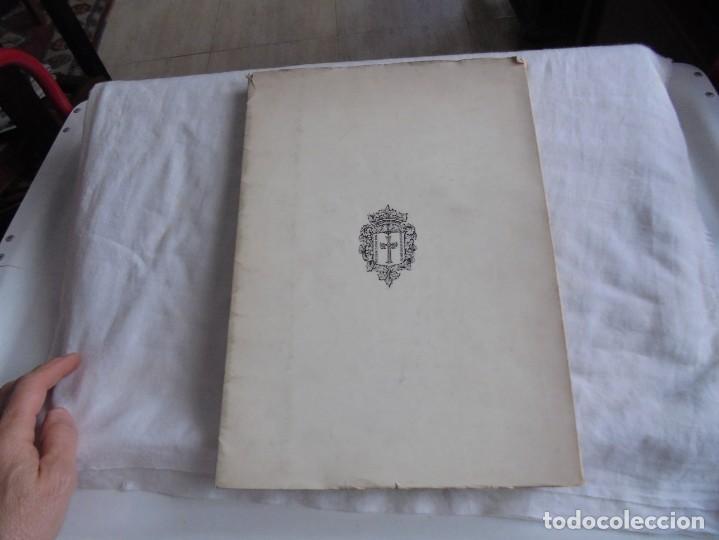 Libros de segunda mano: CATALOGOS DE LAS SALAS DE ARTE ASTURIANO PRERROMANICO DEL MUSEO ARQUEOLOGICO PROVINCIAL.OVIEDO 1961 - Foto 9 - 206571172