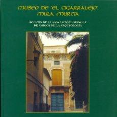 Libros de segunda mano: BOLETÍN DE LA ASOCIACIÓN ESPAÑOLA DE AMIGOS DE LA ARQUEOLOGÍA. Nº 38. MADRID. 1998. PP. 289. Lote 207117327