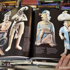 Libros de segunda mano: LOS TESOROS DE LAS ANTIGUAS CIVILIZACIONES MAYAS. TEXTO DE DAVIDE DOMENICI . 1ª EDICIÓN 2007. Lote 207203930
