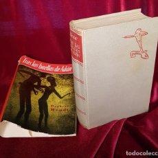 Libros de segunda mano: TRAS LAS HUELLAS DE ADÁN, HERBERT WENDT, TERCERA EDICIÓN, 1960, EDITORIAL NOGUER. Lote 207209026