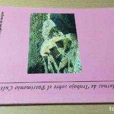 Libros de segunda mano: SISTEMA VALORACION PATRIMONIAL ENCLAVES ARQUEOLOGICOS ARAGON U-203. Lote 209776511