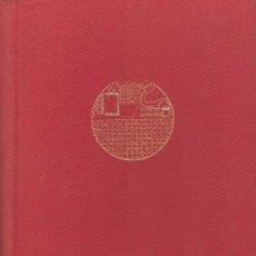 Libros de segunda mano: ANTONIO GARCIA BELLIDO. URBANÍSTICA DE LAS GRANDES CIUDADES DEL MUNDO ANTIGUO.. Lote 211263254