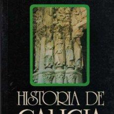 Libros de segunda mano: J.C. BERMEJO Y OTROS. HISTORIA DE GALICIA.. Lote 211451516