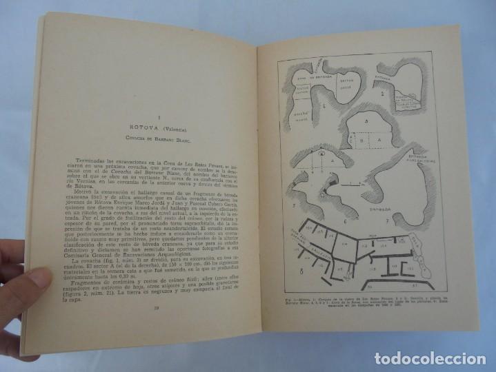 Libros de segunda mano: NOTICIARIO ARQUEOLOGICO HISPANICO. CUADERNOS 1-3. 1952. MINISTERIO DE EDUCACION NACIONAL - Foto 8 - 211719706