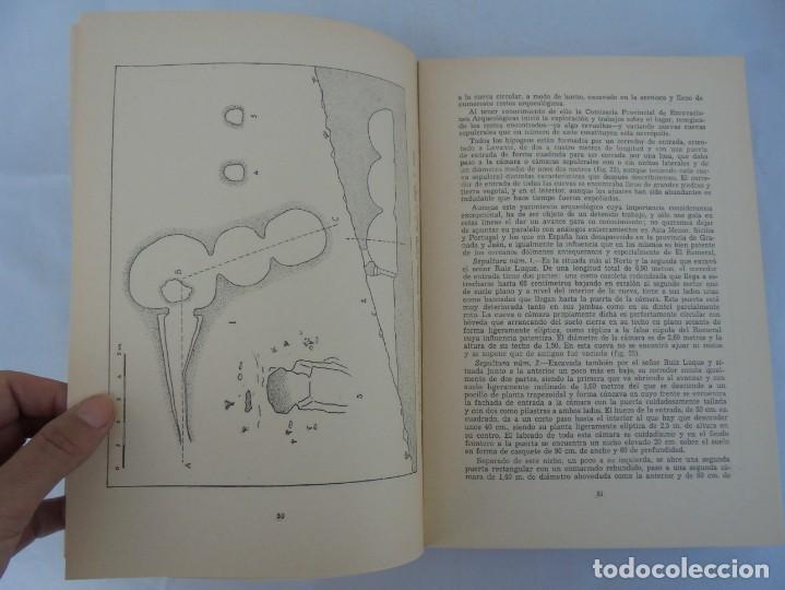 Libros de segunda mano: NOTICIARIO ARQUEOLOGICO HISPANICO. CUADERNOS 1-3. 1952. MINISTERIO DE EDUCACION NACIONAL - Foto 10 - 211719706