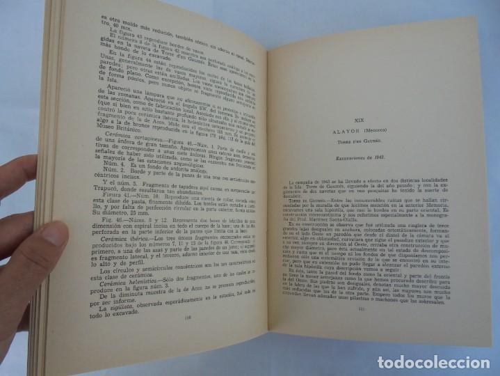 Libros de segunda mano: NOTICIARIO ARQUEOLOGICO HISPANICO. CUADERNOS 1-3. 1952. MINISTERIO DE EDUCACION NACIONAL - Foto 11 - 211719706
