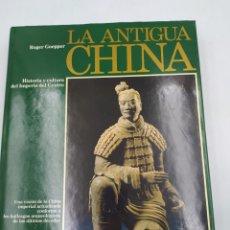 Libros de segunda mano: LA ANTIGUA CHINA HISTORIA Y CULTURA DEL IMPERIO DEL CENTRO PLAZA Y JANES. Lote 213803862