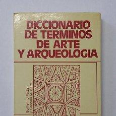 Libros de segunda mano: DICCIONARIO DE TERMINOS DE ARTE Y ARQUEOLOGIA, FATÁS GUILLERMO.. Lote 241940495