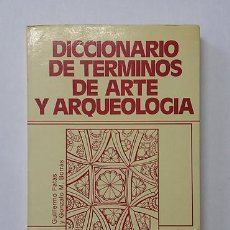 Livros em segunda mão: DICCIONARIO DE TERMINOS DE ARTE Y ARQUEOLOGIA, FATÁS GUILLERMO.. Lote 217356457