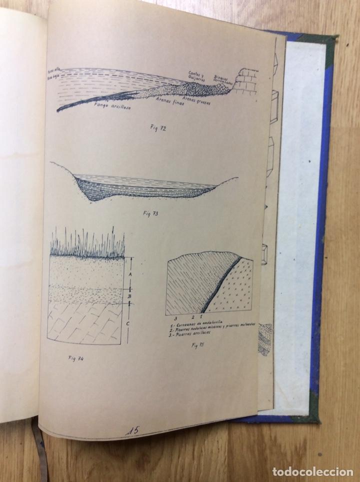 Libros de segunda mano: ANTIGUO LIBRO DE LA ESCULA TÉCNICA DE PERITOS DE MINAS DE MIERES 107 PÁGINAS - Foto 6 - 221515021