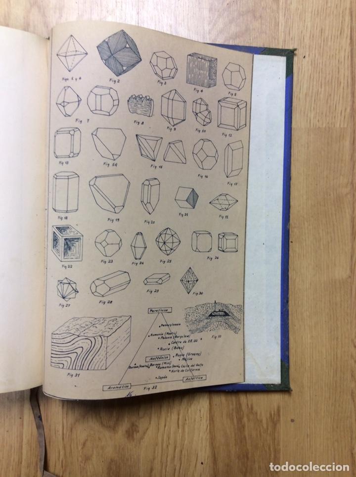 ANTIGUO LIBRO DE LA ESCULA TÉCNICA DE PERITOS DE MINAS DE MIERES 107 PÁGINAS (Libros de Segunda Mano - Ciencias, Manuales y Oficios - Arqueología)