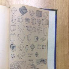 Libros de segunda mano: ANTIGUO LIBRO DE LA ESCULA TÉCNICA DE PERITOS DE MINAS DE MIERES 107 PÁGINAS. Lote 221515021
