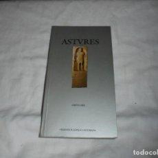 Libros de segunda mano: ASTURES.GIJON 1995 EXPOSICION ASTURES. Lote 222264358