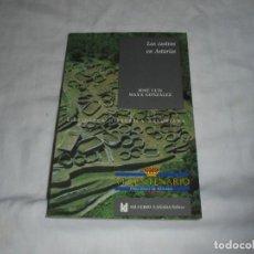Libros de segunda mano: LOS CASTROS EN ASTURIAS.JOSE LUIS MAYA GONZALEZ,BIBLIOTECA HISTORICA ASTURIANA.SILVERIO CAÑADA 1989.. Lote 222267350