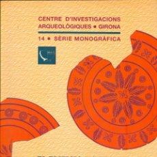 Libros de segunda mano: NUMULITE * EL EDIFICIO DE LA CIUDADELA DE ROSAS CIUTADELLA ROSES JAVIER NIETO PRIETO ARQUEOLOGIA. Lote 222277673