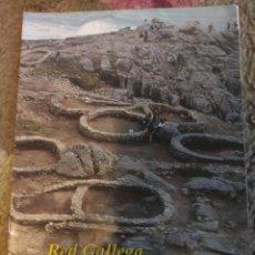 Libros de segunda mano: RED GALLEGA DE PATRIMONIO ARQUEOLÓGICO. Lote 222458698