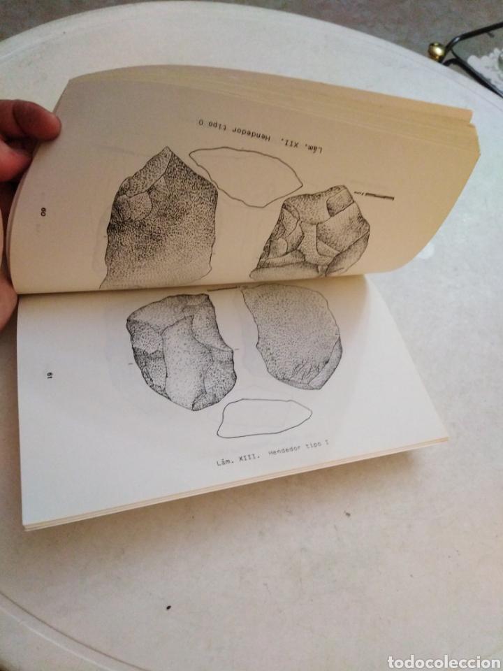 Libros de segunda mano: Materiales paleolíticos de el sotillo, museo de Ciudad Real, 1983 - Foto 6 - 224788162
