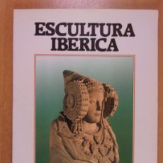 Libros de segunda mano: ESCULTURA IBERICA / REVISTA DE ARQUEOLOGIA. 1987. Lote 226358000