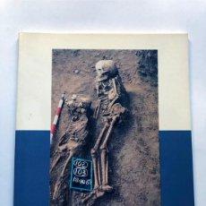 Libros de segunda mano: LOS PRIMEROS ARAGONESES / CATALOGO EXPOSICIÓN / ZARAGOZA 1993 / ARAGON / ARQUEOLOGIA. Lote 230587980