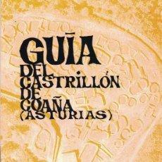 Libros de segunda mano: GUÍA DE CASTRILLÓN DE COAÑA (ASTURIAS).. Lote 231121075
