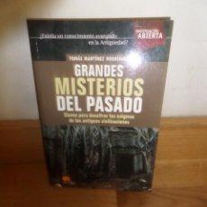 Livros em segunda mão: GRANDES MISTERIOS DEL PASADO CLAVES DESCIFRAR ANTIGUAS CIVILIZACIONES T. MARTINEZ RODRIGUEZ + LIBROS. Lote 234622520