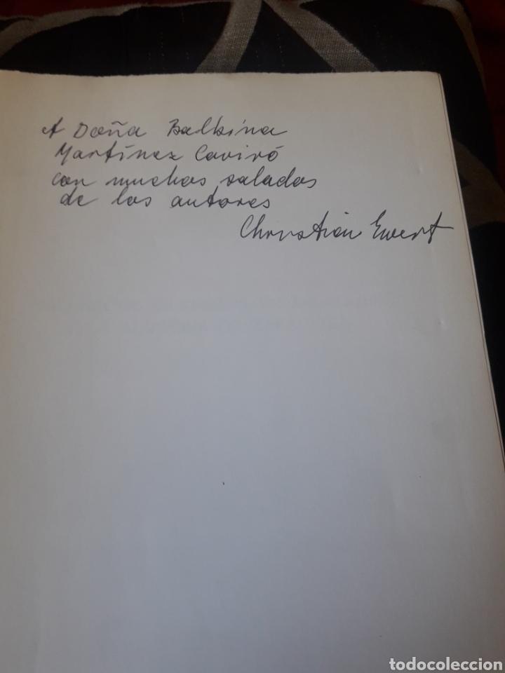 Libros de segunda mano: Hallazgos Islámicos en Balaguer y la Alfajería de Zaragoza, dedicado por el autor - Foto 2 - 244680425