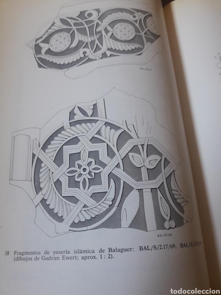 Libros de segunda mano: Hallazgos Islámicos en Balaguer y la Alfajería de Zaragoza, dedicado por el autor - Foto 6 - 244680425