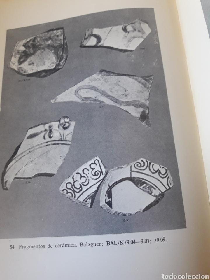 Libros de segunda mano: Hallazgos Islámicos en Balaguer y la Alfajería de Zaragoza, dedicado por el autor - Foto 8 - 244680425
