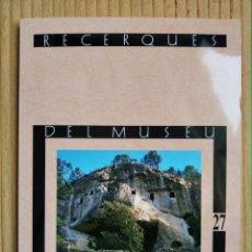 Libri di seconda mano: RECERQUES DEL MUSEU D´ALCOI, 27. Lote 253022705