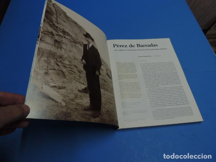Libros de segunda mano: ESTUDIOS DE PREHISTORIA Y ARQUEOLOGÍA MADRILEÑAS. NÚMERO HOMENAJE A J. PÉREZ DE BARRADAS - Foto 4 - 260327055