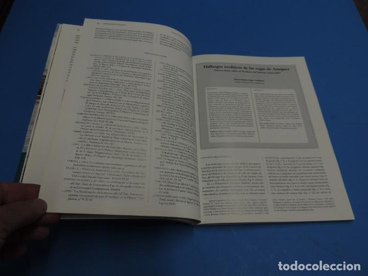Libros de segunda mano: ESTUDIOS DE PREHISTORIA Y ARQUEOLOGÍA MADRILEÑAS. NÚMERO HOMENAJE A J. PÉREZ DE BARRADAS - Foto 8 - 260327055