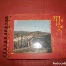 Libros de segunda mano: MÁLAGA Y SU PROVINCIA AYER Y HOY (ARQUEOLOGÍA). Lote 294130453
